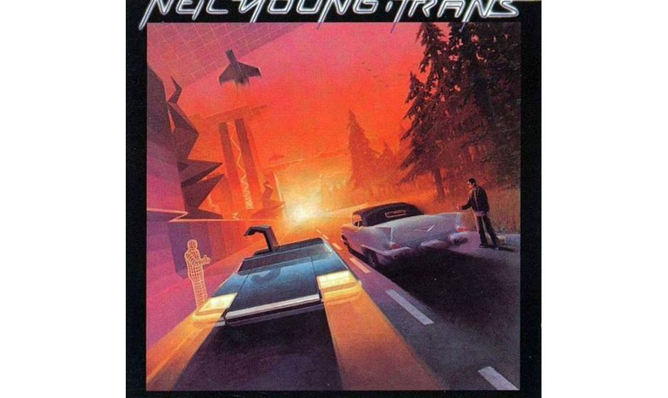 Neil Young – 'Trans' (1982)