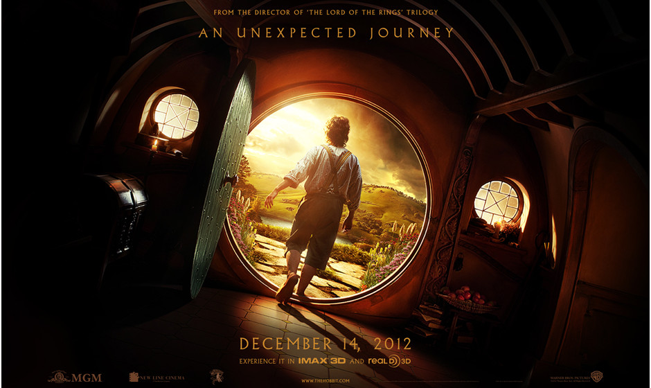 The Hobbit –An Unexpected Journey