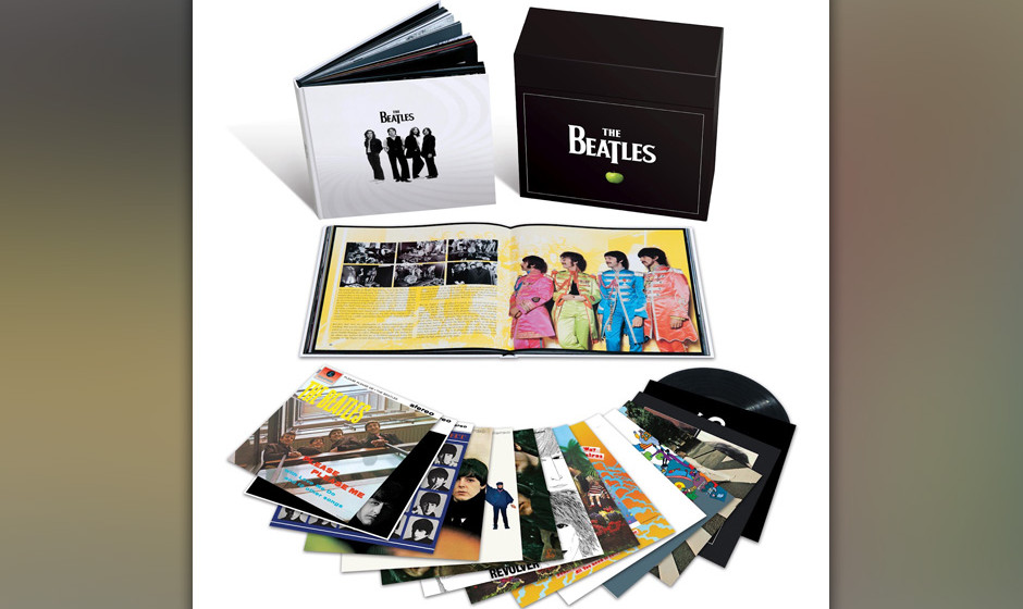 The Beatles – Vinyl Box Set (16 LP's)