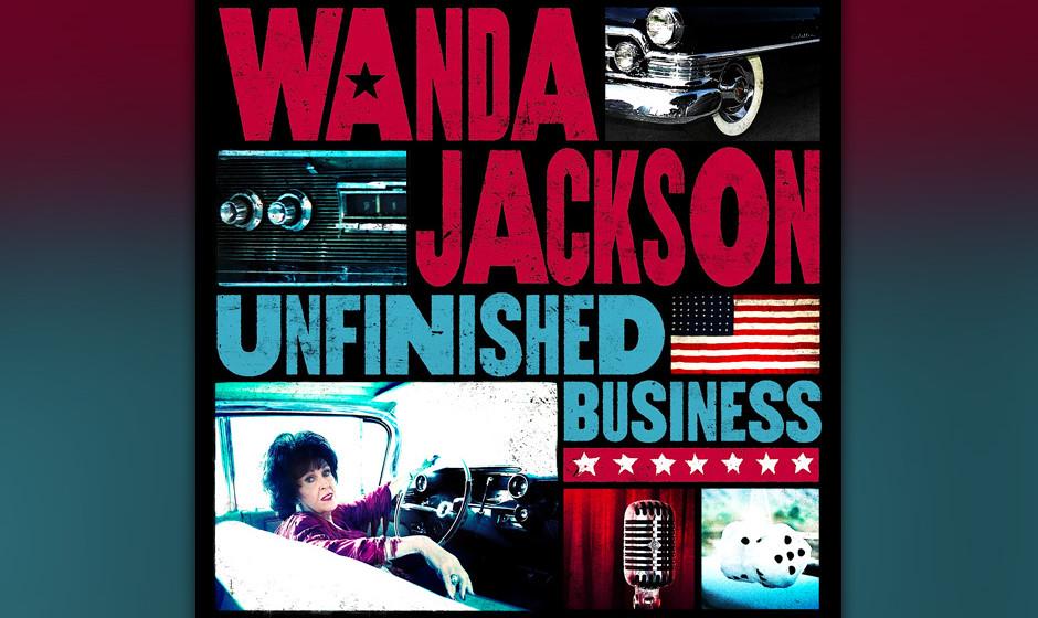 Wanda Jackson –Unfinished Business