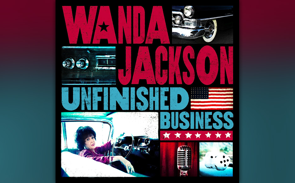 Wanda Jackson – Unfinished Business