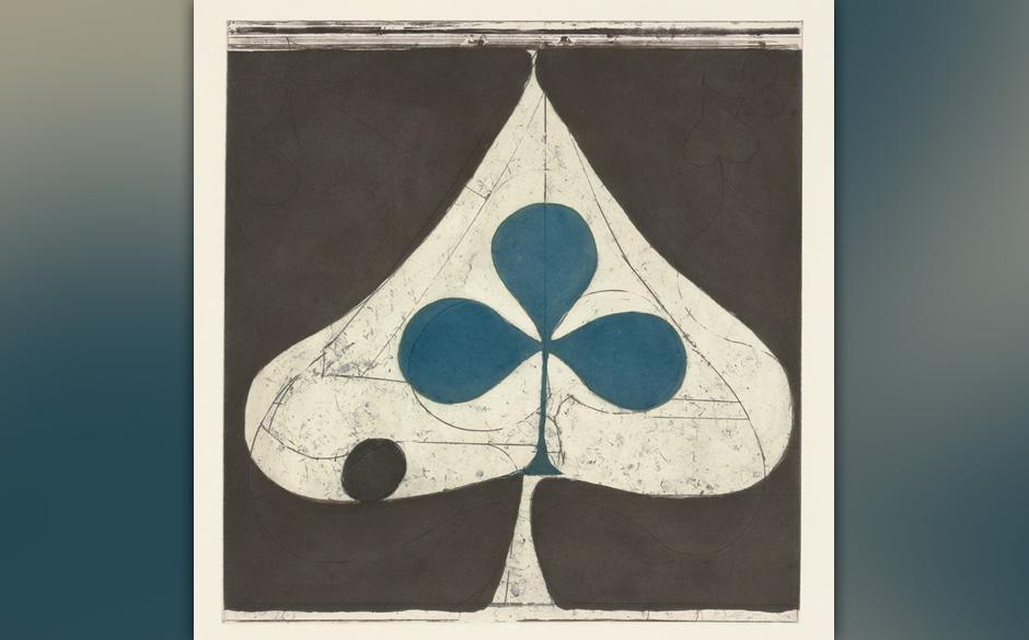 Die Vinyl-Ausgabe von 'Shields', dem vierten Album der Folk'n'Art'n'Indie-Rocker Grizzly Bear aus Brooklyn, ist ein t