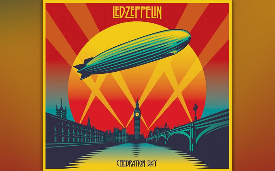 Led Zeppelin 'Celebration Day'