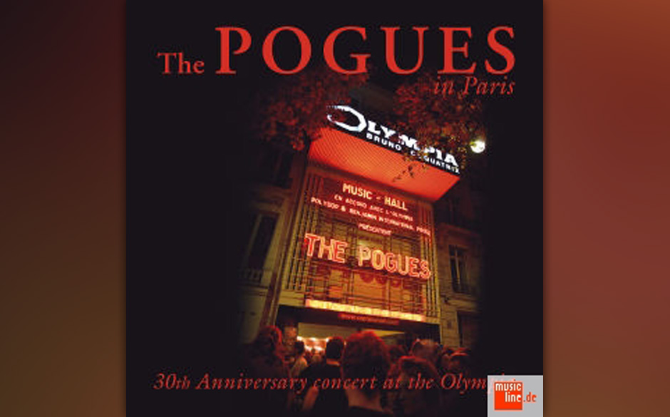 The Pogues 'The Pogues In Paris - 30th Anniversary Concert' (Limited Edition)