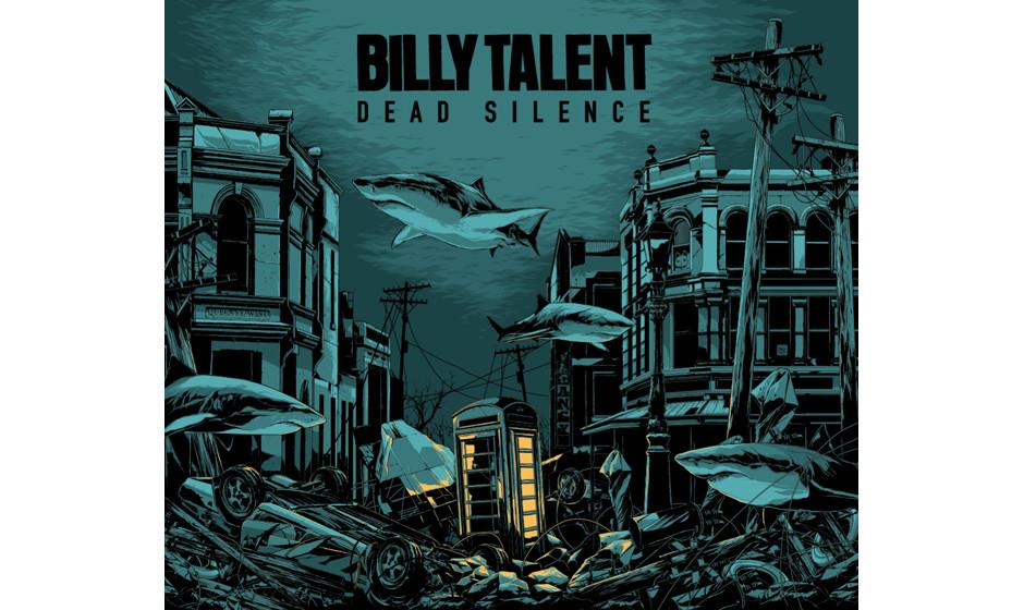 Während 'Dead Silence' in Deutschland erwartungsgemäß auf der Eins debütierte, strauchelte es in den USA auf Platz 135.