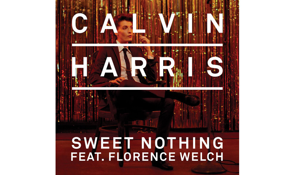 """Mit """"Sweet Nothing"""" landeten Calvin Harris und Florence ihre zweite Nummer eins innerhalb von drei Monaten im UK."""