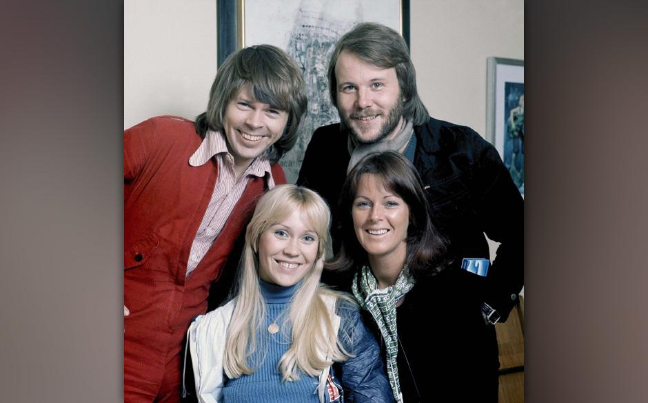 ABBA (1976)© MICHAEL PUTLAND / RETNAUKCREDIT ALL USES