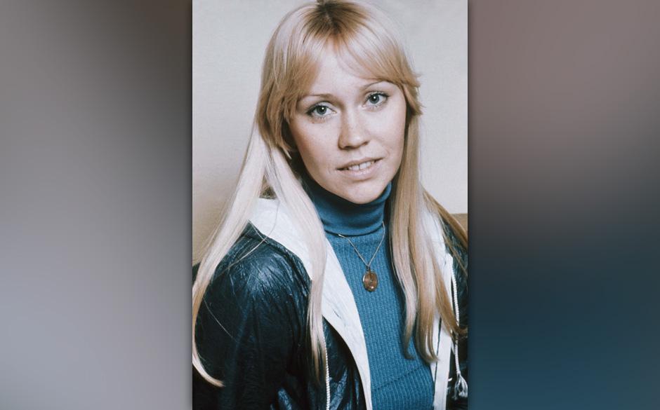 ABBA (AGNETHA) 1976© MICHAEL PUTLAND / RETNAUKCREDIT ALL USES