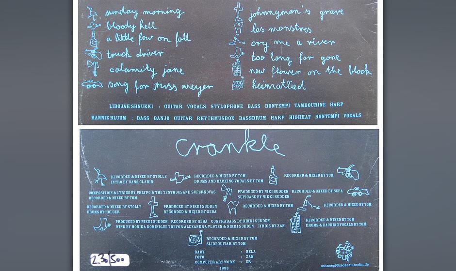 Vermooste Vløten – Crankle (1996)