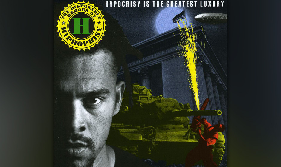 The Disposable Heroes Of Hiphoprisy - Hypocrisy Is The Greatest Luxury (1992)