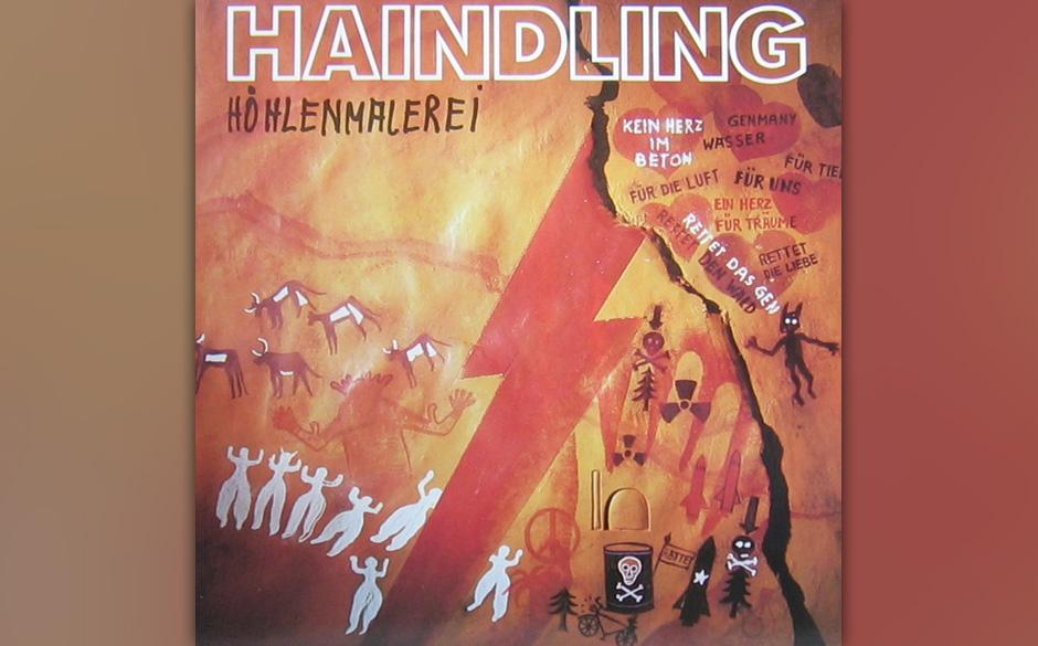 Haindling –Höhlenmalerei (1987)
