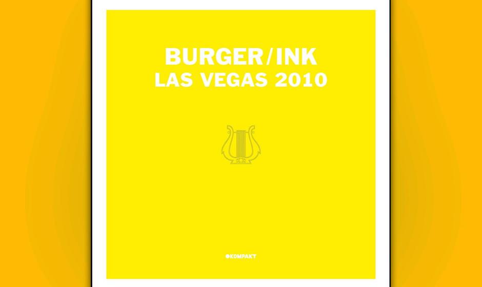 Burger Ink –Las Veags 2010 (2010)
