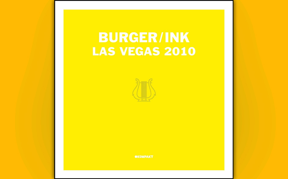 Burger Ink – Las Veags 2010 (2010)