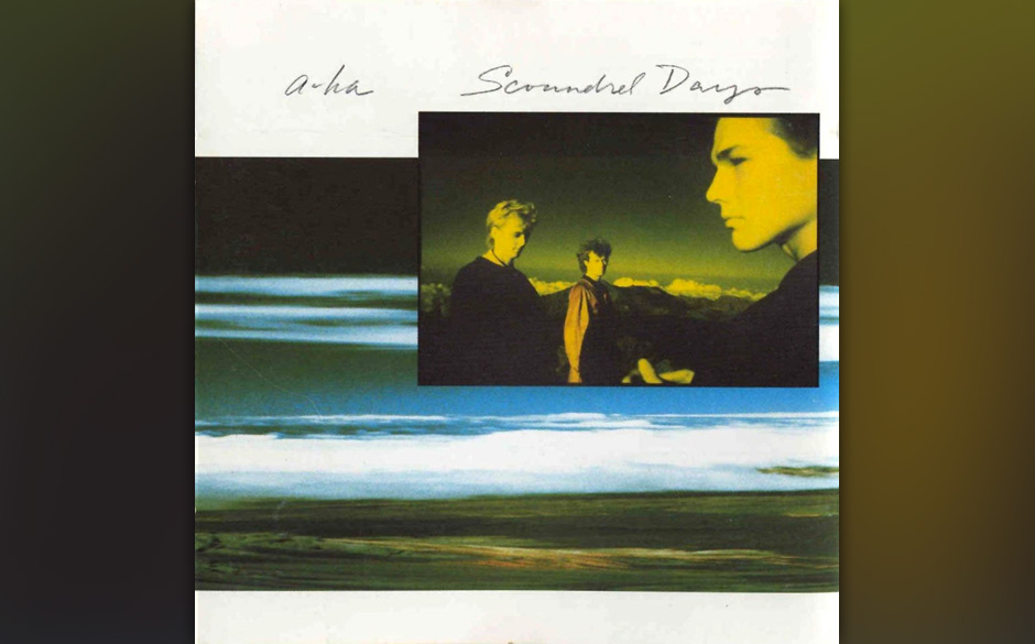 A-ha –Scoundrel Days (1986)