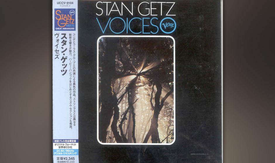 Stan Getz – Voices (1966)