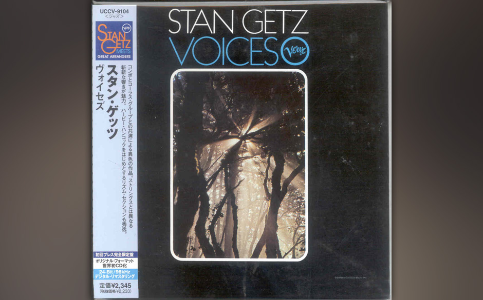 Stan Getz – Voices (1966)