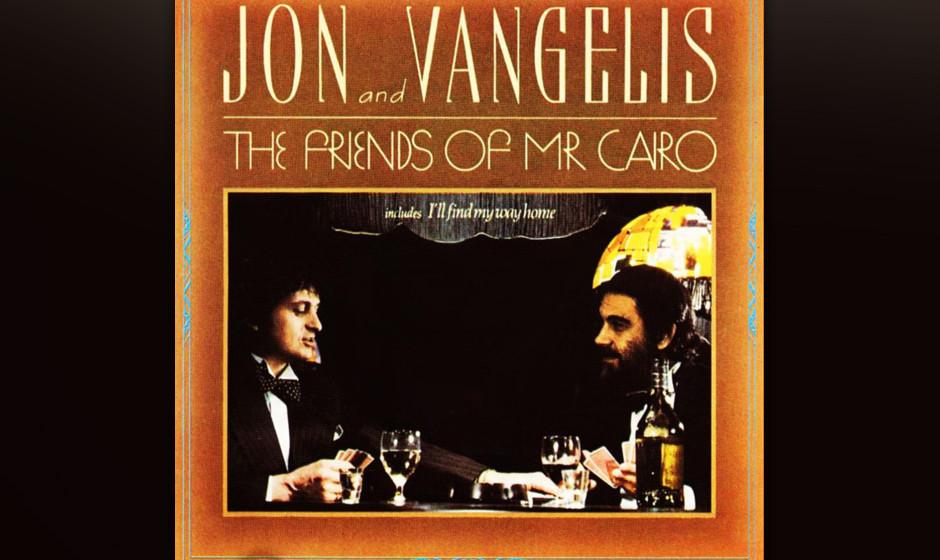 Jon And Vangelis* - The Friends Of Mr. Cairo (1981)