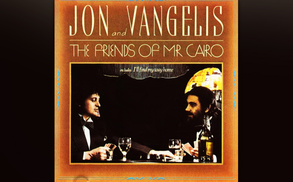 Jon And Vangelis* - The Friends Of Mr. Cairo (1981)