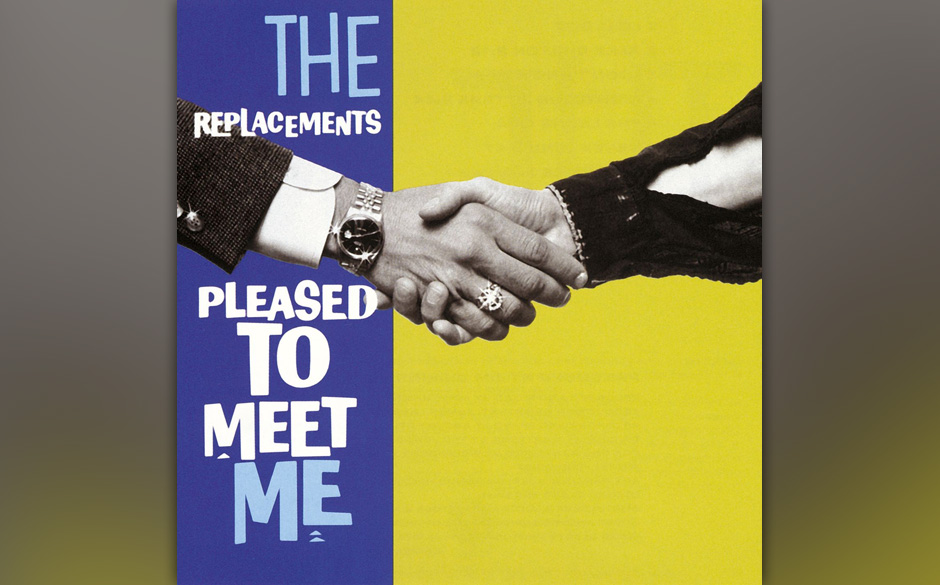 The Replacements - Pleased To Meet Me (1987)