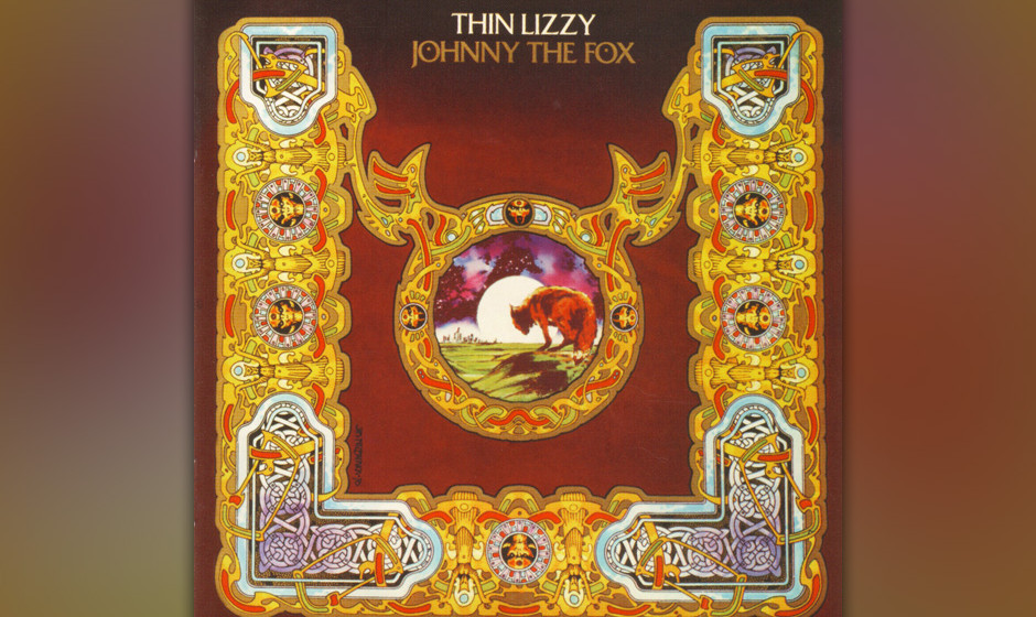 Thin Lizzy –Johnny The Fox (1976)