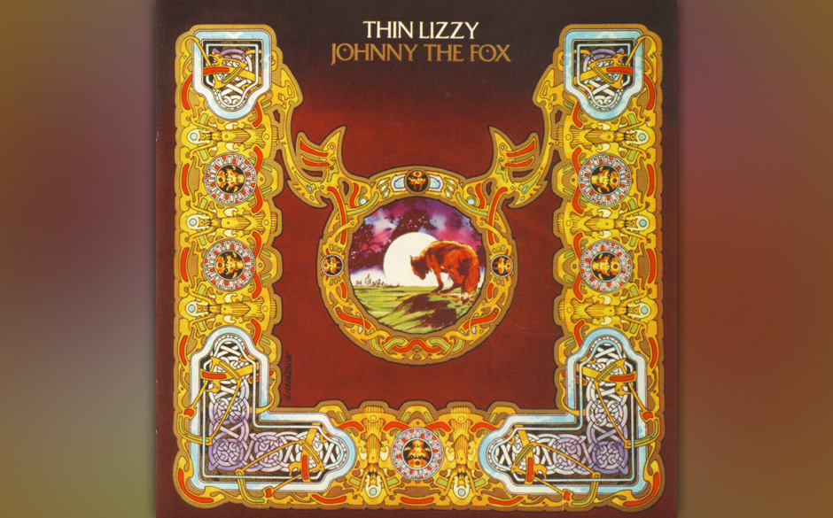 Thin Lizzy – Johnny The Fox (1976)