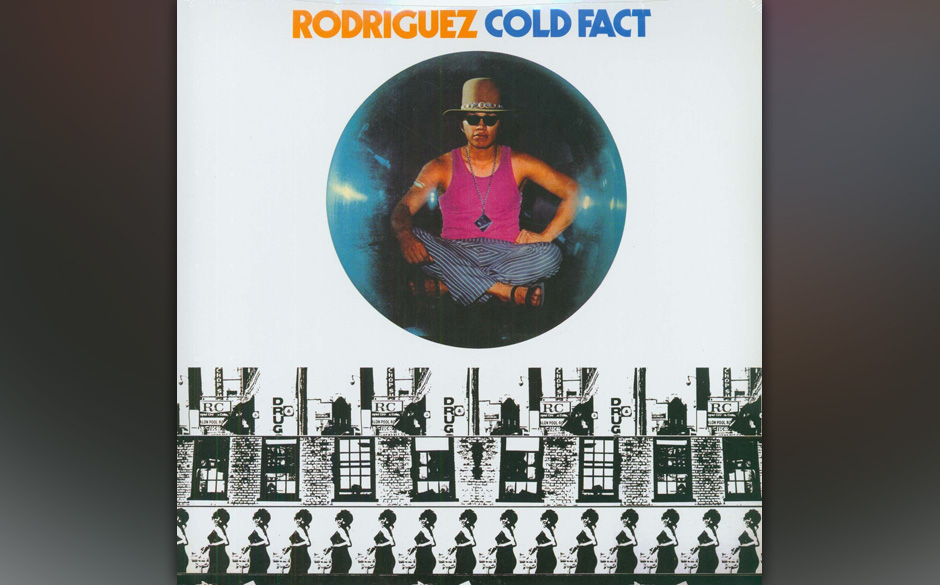 Sixto Rodriguez – Cold Fact (1970)