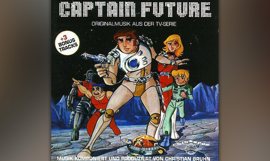 Christian Bruhn – Captain Future (1980)