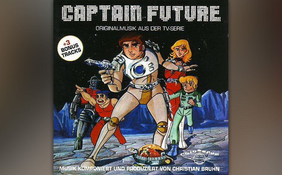 Christian Bruhn – Captain Future (1980)