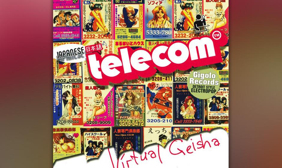 Japanese Telecom - Virtual Geisha (2002)