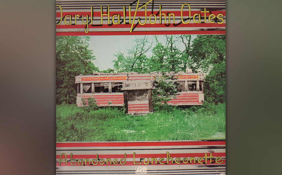 Daryl Hall & John Oates - Abandoned Luncheonette (1973)