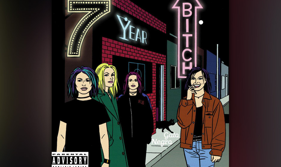 7 Year Bitch – Gato Negro (1996)