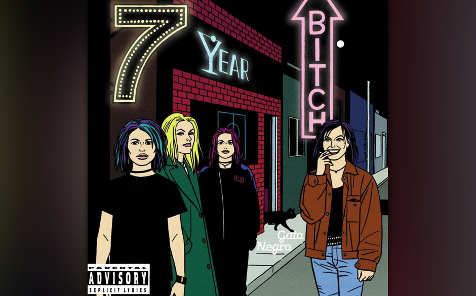 7 Year Bitch – Gato Negro (1996)