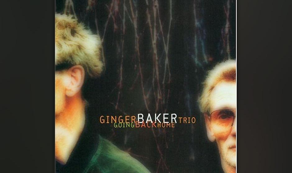 Ginger Baker Trio - Going Back Home (1994)