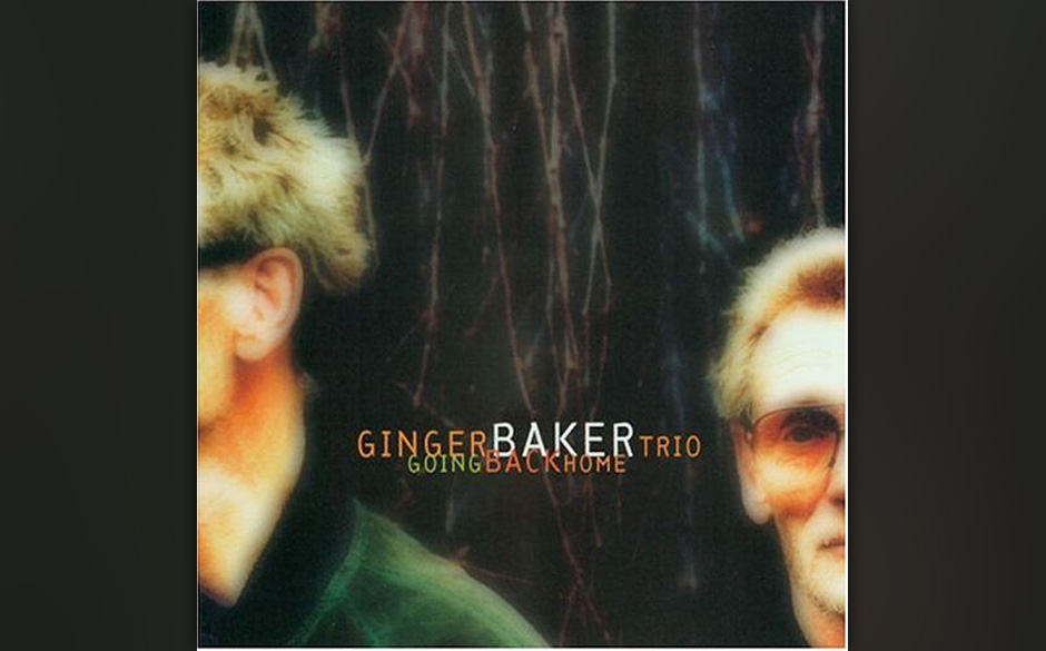 Ginger Baker Trio - Going Back Home (1994)