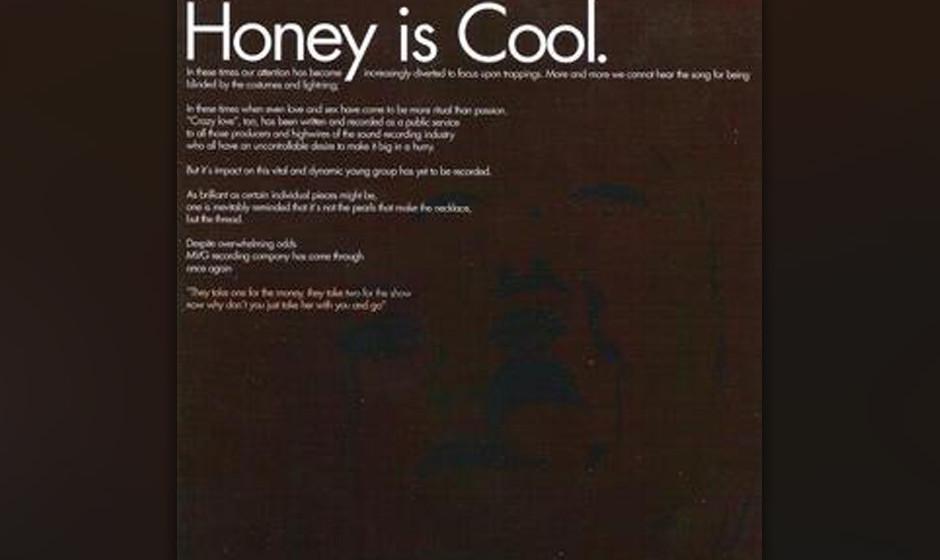 Honey is Cool –Crazy Love (1997)