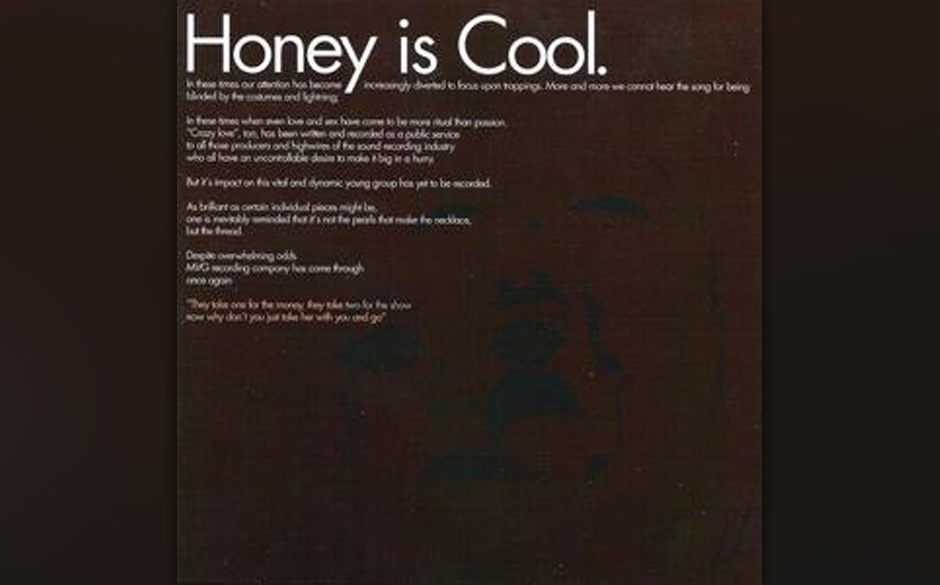 Honey is Cool – Crazy Love (1997)