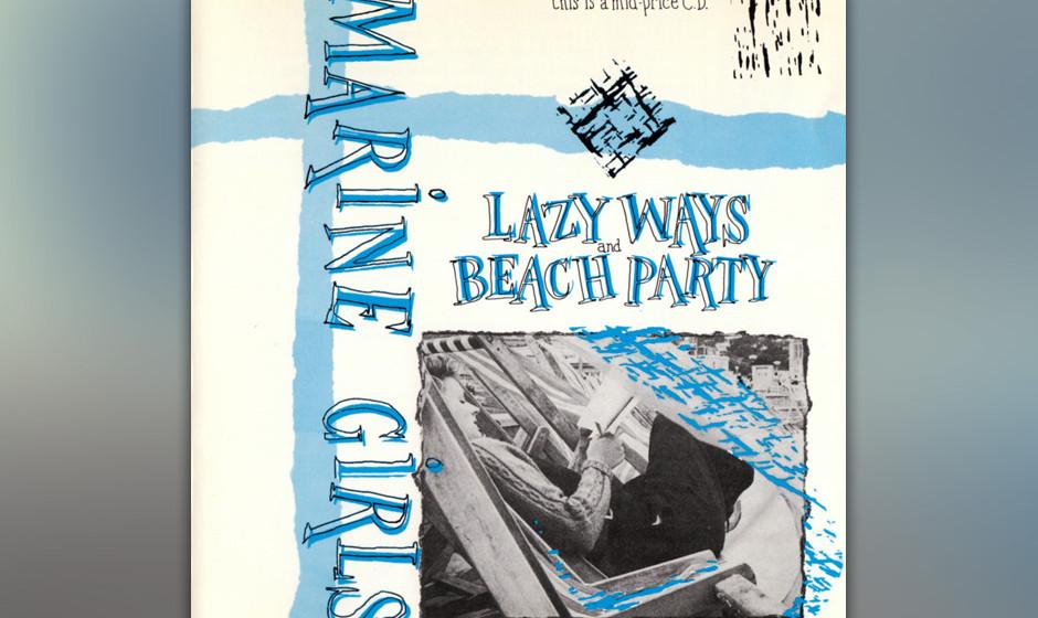 Marine Girls –Beach Party (1982)