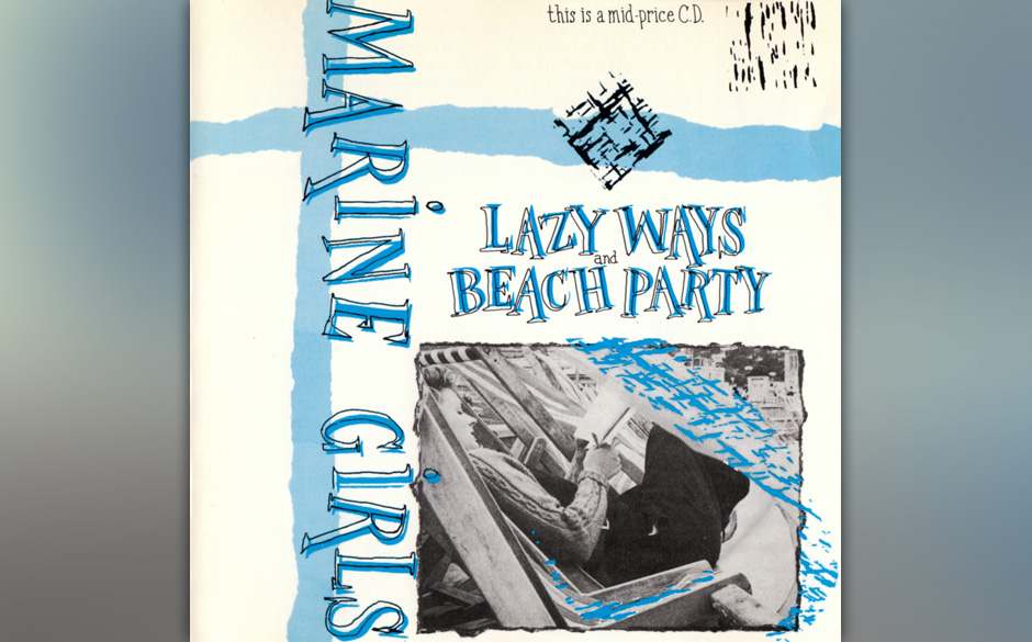 Marine Girls – Beach Party (1982)