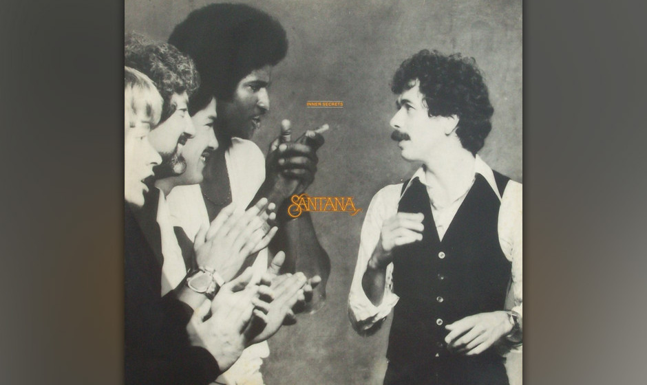 Santana - Inner Secrets (1978)