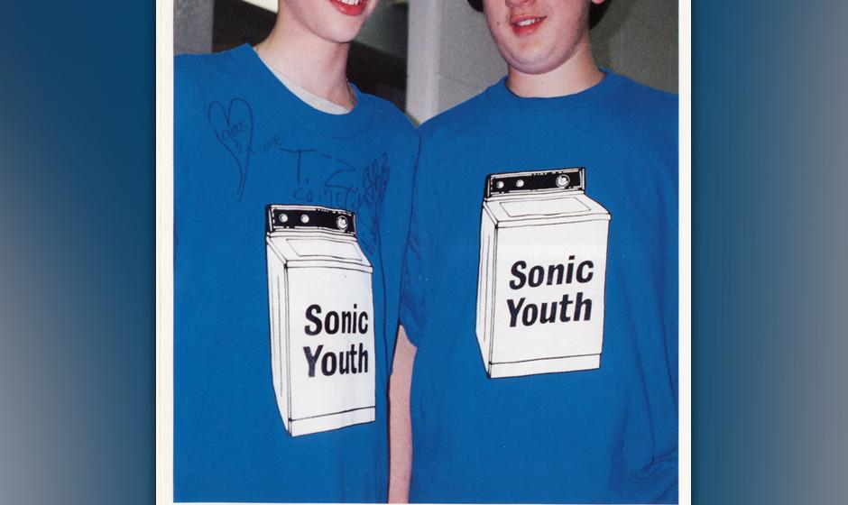 Sonic Youth – Washing Machine (1995)