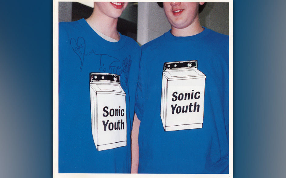 Sonic Youth – Washing Machine (1995)