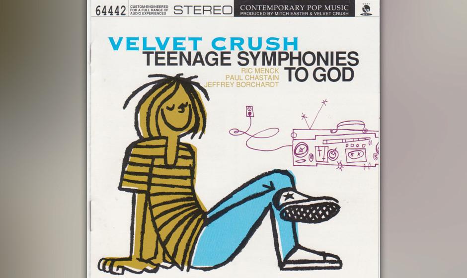 Velvet Crush –Teenage Symphonies To God (1994)