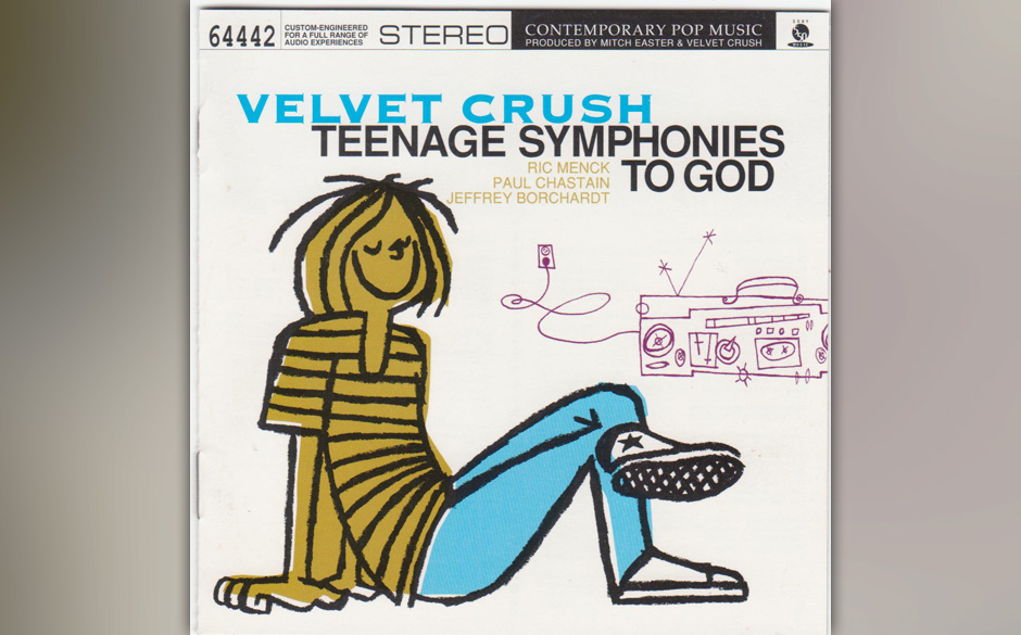 Velvet Crush – Teenage Symphonies To God (1994)