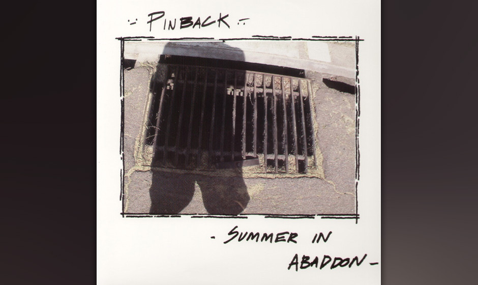 Pinback –Summer in Abbadon (2004)