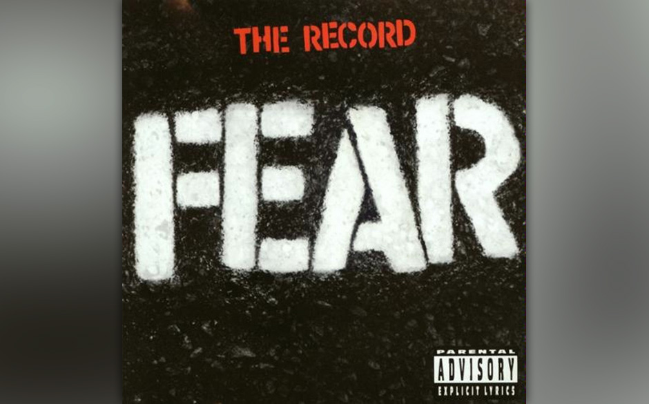 41. Fear - The Record