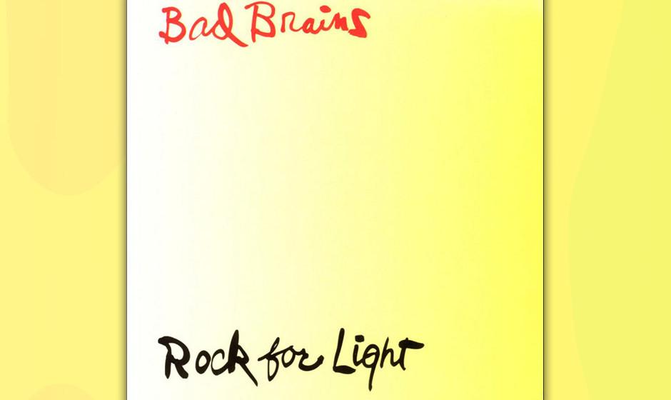 12. Bad Brains - Rock for Light