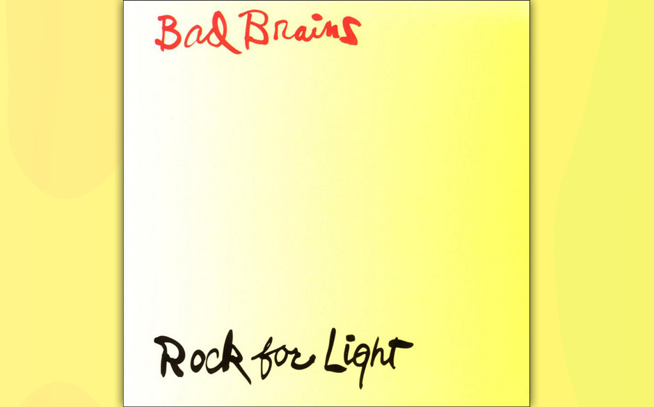 12. Bad Brains - Rock for Light