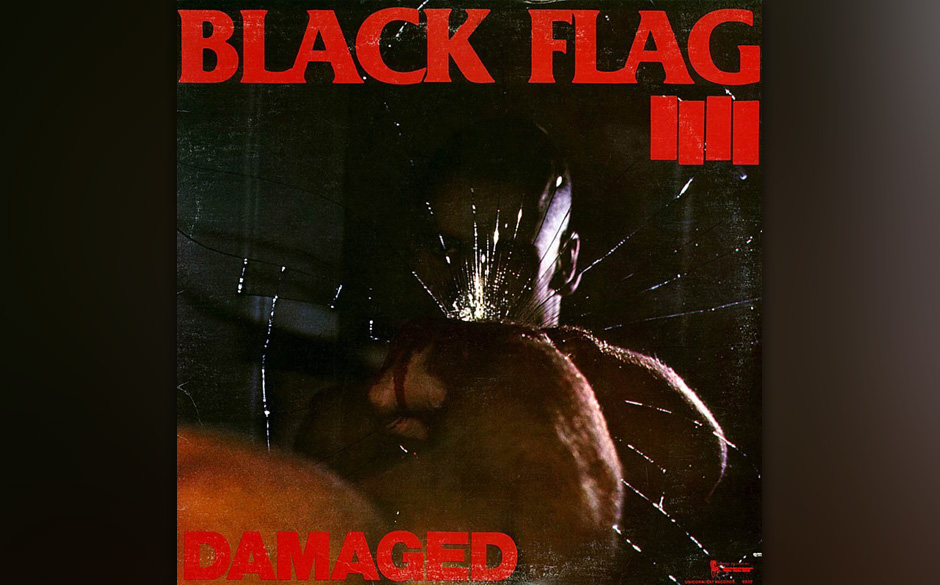 40. Black Flag - Damaged