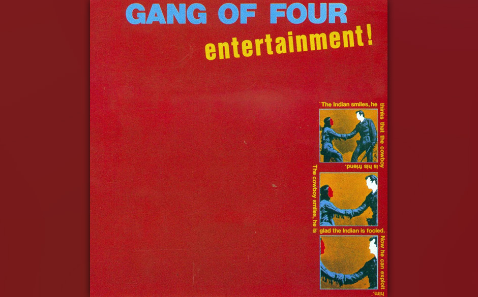 13. Gang of Four - Entertainment!