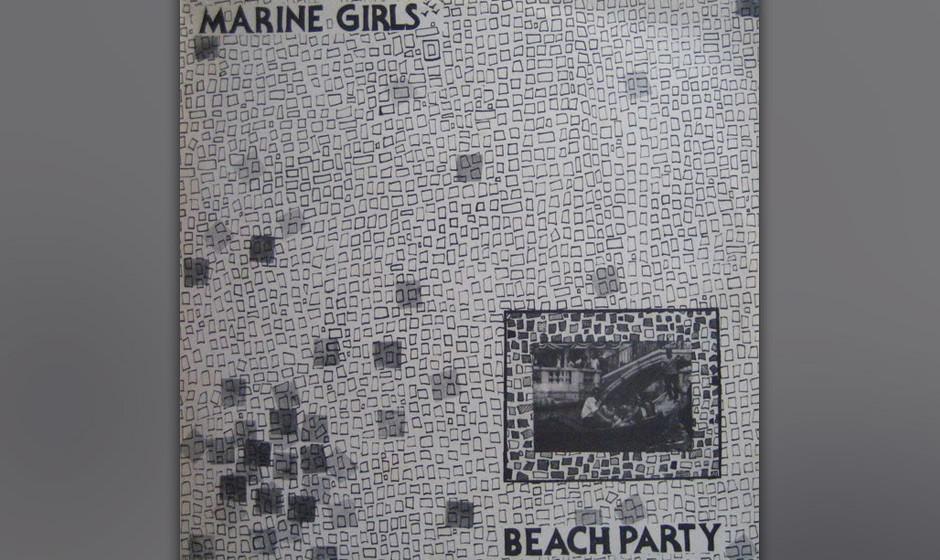 44. Marine Girls - Beach Party